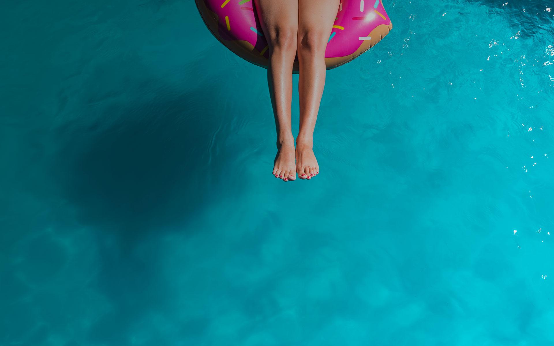 Diseñe su piscina a medida