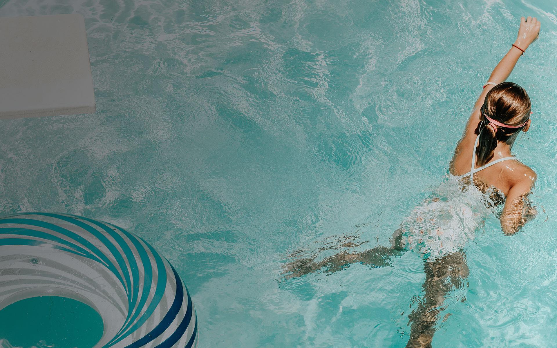 Alcance la perfección en su piscina